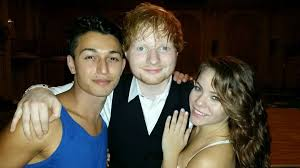 ed sheeran perfect video actress brittany cherry dancing with a star oh do i have the facebook