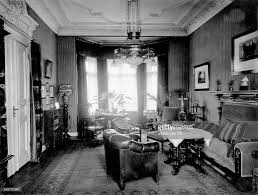 German Living Room Furniture German Empire Fashioned Living Room With Furniture From