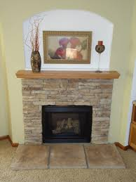 living room ideas awesome stacked stone fireplace makeover with