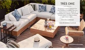Landgrave Patio Furniture by Sophisticated Pan Asian Style Outdoor Furniture From Tommy Bahama