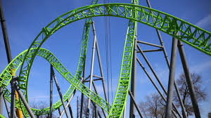 Six Flags Roller Coasters List Adventureland U0027s U0027the Monster U0027 Makes List Of Best New U S Roller
