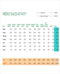 Excel Sales Tracking Template 9 Excel Sales Tracking Templates Free Premium Templates