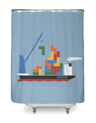 Nerdy Shower Curtain Cool Funny Shower Curtain On Threadless