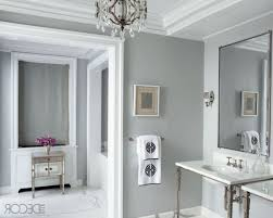 blue gray bathroom colors