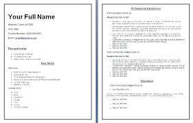 100 bio data resume sample custodian resume curriculum vitae