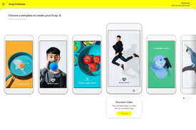 snapchat launches ad publishing tool to go with ad management platform