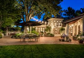 Landscape Lighting Installation - lighting u2014 jmc landscape services and lighting division