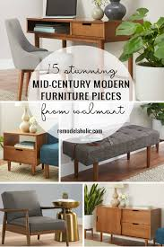 remodelaholic 15 stunning mid century modern furniture pieces