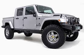 jeep trucks for sale a jeep wrangler truck is officially coming in 2017