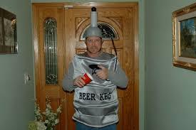 Keg Halloween Costume Halloween