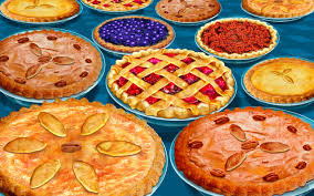 survey what pie do americans want most for thanksgiving