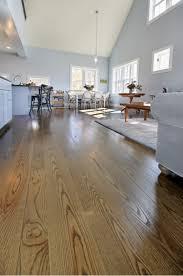 ash wide plank solid wood floors premium grade