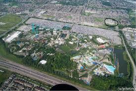 i took an aerial photo of canada u0027s wonderland in august toronto