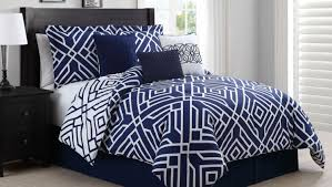 duvet queen bedding sets amazing navy blue and white bedding