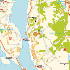 map christiansø denmark maps and directions at map