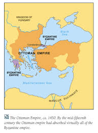 Downfall Of Ottoman Empire by Decline Of The Byzantine Empire 7th Grade S S