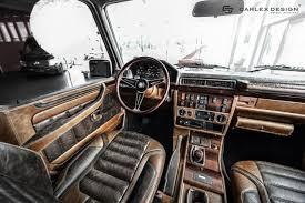 mercedes g wagon 2015 official 1990 mercedes benz g class by carlex design gtspirit