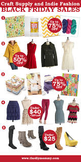 best clothing deals black friday craft supply and indie fashion black friday sales or the crafty