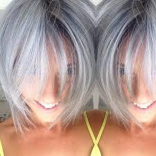 best toner for highlighted hair peinados on pinterest grey hair frankie sandford and gray hair of