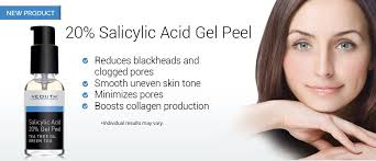 amazon com salicylic acid 20 professional chemical gel peel for