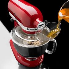 Kitchen Aid K45ss Kitchenaid Kn1ps Pouring Shield For Stand Mixers