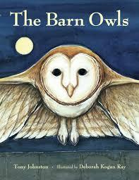 The Barn New Zealand The Barn Owls By Tony Johnston Penguin Books New Zealand
