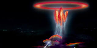 What Does A Flashing Red Light Mean Bbc Earth Ten Strange Lights That Appear In The Sky