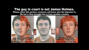 James Holmes Meme - the colorado theater shooting conspiracy james holmes the dark