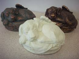 pet urns for dogs adorable dog angel urn white dog cat urns ceramic