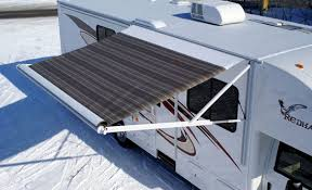 Electric Awning For Rv Redhawk Class C Motorhome Jayco Inc