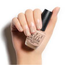 pale to the chief nail lacquer opi