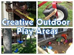 create your own amazing outdoor play area