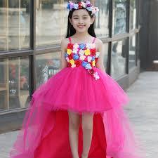 childrens wedding dresses usd 80 00 children s wedding dress princess skirt
