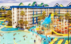 Map Of Wet N Wild Orlando by An Orlando Family Resort Holiday Inn Resort Orlando Suites