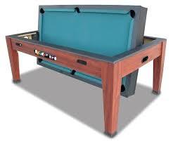 atomic 2 in 1 flip table 7 feet air hockey pool table conversion top kaivalyavichar org