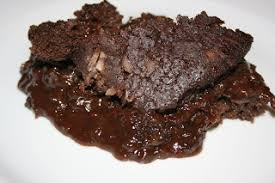 crockpot chocolate fudge pudding cake recipe a year of slow cooking