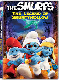 halloween free movies the legend of smurfy hollow follows the smurfs on a not so scary