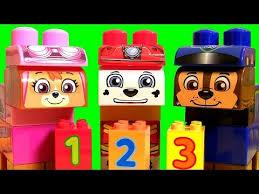 paw patrol adventure bay blocks lego duplo 123 toys baby whale