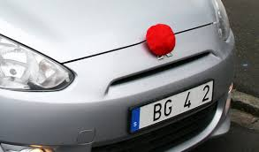 reindeer car reindeer antlers and nose for car coolstuff