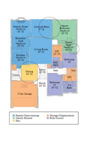 Homes With 2 Master Suites Oakland Heritage Home Builders In Okc Ideal Homes