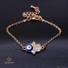 fashion evil eye bracelet images Fashion turkey evil eye bracelet shamballa pendant kabbalah hand jpg