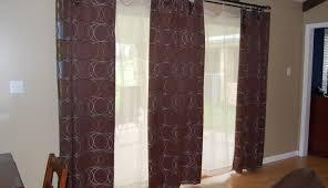 Doorway Curtain Ideas Door After Sleek Solar Shade Sliding Glass Door Curtain Ideas
