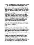 A compare and contrast essay about two poems How to write an essay comparing poems Teodor Ilincai Pinterest The world s  catalog of ideas Pinterest In this reading worksheet your child learns how  poems