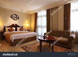 interior luxury hotel bedroom stock photo 10528990 shutterstock