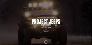 starwood motors jeep bandit custom jeep projects dallas starwood customs