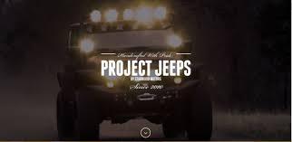 starwood motors jeep blue custom jeep projects dallas starwood customs
