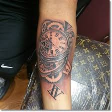 melting clock tattoo meaning tattoo collections