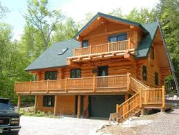 Log Home Bedrooms Log Cabin Home Plan The Whitepass Home Design