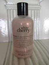 philosophy cherry scent washes shower gels ebay