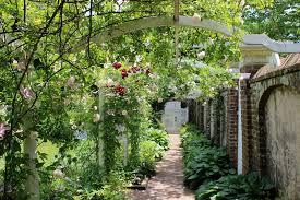 Garden Of Ideas Ridgefield Ct The Garden House At The Keeler Tavern Museum Wedding Ceremony